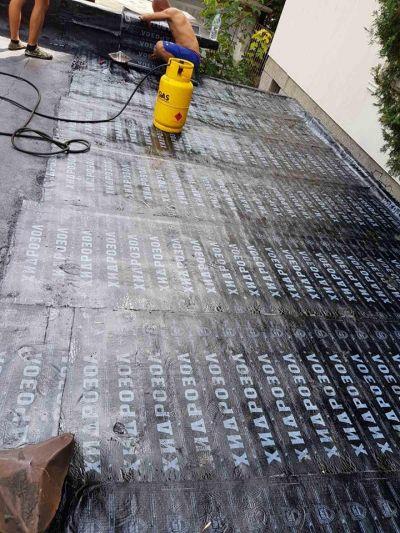 Ремонт на плоски покриви с хидроизолация - Изображение 3