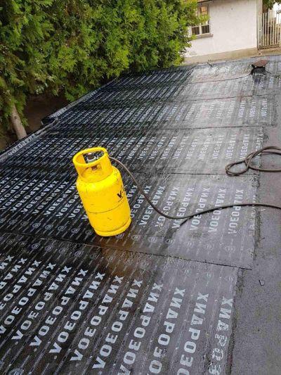 Ремонт на плоски покриви с хидроизолация - Изображение 4