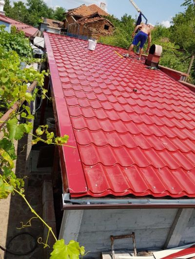 Изграждане на покрив с метални керемиди - Изображение 2