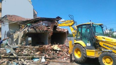 Събаряне на сгради - Изображение 1